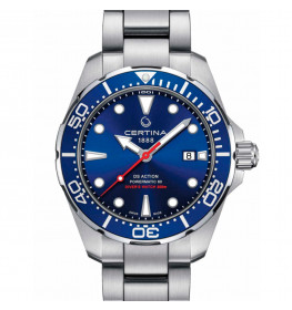 Certina DS Action Diver Powermatic 80 C0324071104100-025
