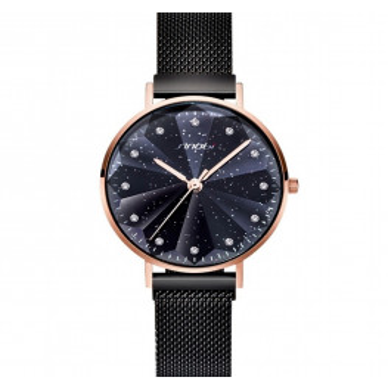 Sinobi elegance black mesh-01