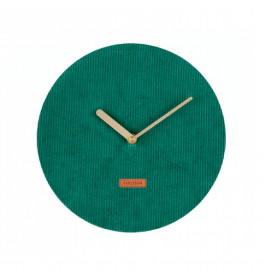 Karlsson Corduroy Wall Clock-067