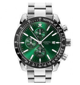 Dissing Chrono Green/Steel-026