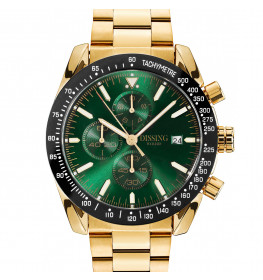 Dissing Chrono Green/Gold-027