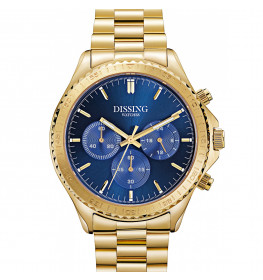 Dissing MK5 Blue/Gold-050