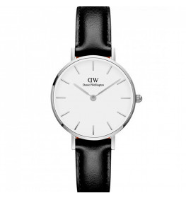 Daniel Wellington Classic Petite 28 Sheffield Steel White ADW00100242-05