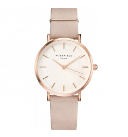 Rosefield The West Village Soft Pink Rose Gold-032