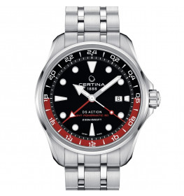 Certina DS Action GMT Powermatic 80 C032.429.11.051.00-031