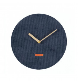 Karlsson Corduroy Wall Clock-066