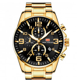 Megir Mini Focus MF0278 Gold/Black-08