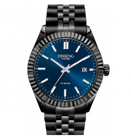 Dissing Date Black/Blue-047