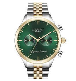 Dissing Jubilee Two Tone Gold/Green-09