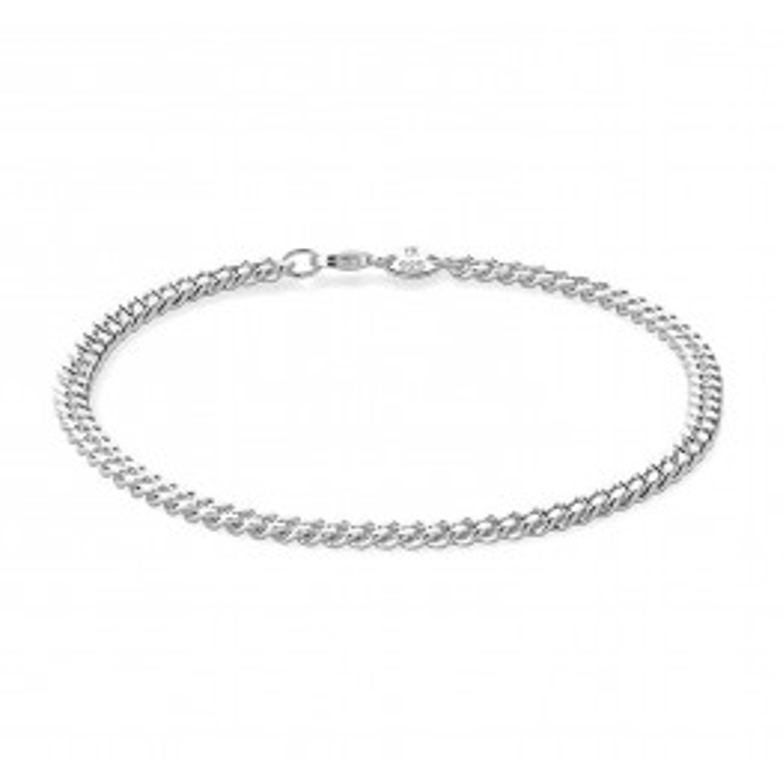 Frederik IX Studios Curb Bracelet sølv-09