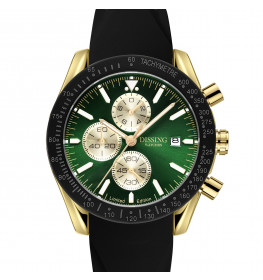 Dissing Chrono Gold/Green/Black Limited Edition-08