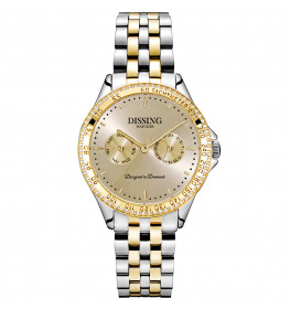 Dissing Ladies Silver/Gold/Gold-043