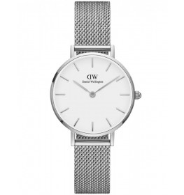 Daniel Wellington Classic Petite 32 Sterling White-022