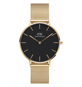 Daniel Wellington Classic Petite 36 Evergold Black-023