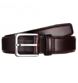 Dissing Brown Leather Belt-04