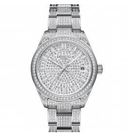 Dissing Date 36 Iced Out D1104-015