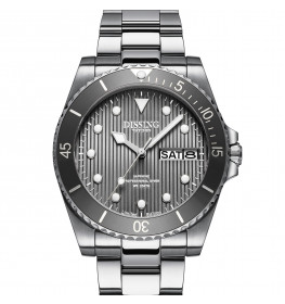Dissing Diver Day Date Grey Limited Edition-05