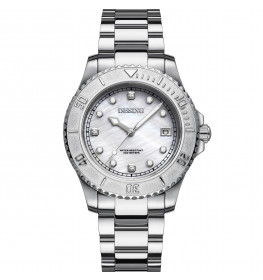 Dissing Lady Diver Pure Silver-06