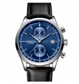 Dissing New Age Leather Silver Blue-06