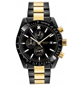 Dissing Chrono Two Tone Black/Gold-024