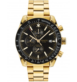 Dissing Chrono Black/Gold-021