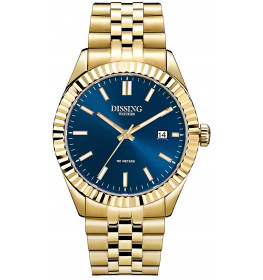 Dissing Date Gold/Blue-026