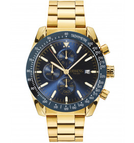 Dissing Chrono Blue/Gold-025