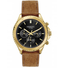 Dissing Chrono Leather Gold/Black-043