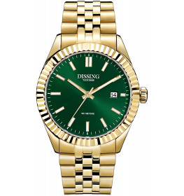 Dissing Date Gold/Green-028