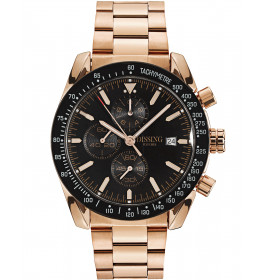 Dissing Chrono Rose Gold/Black-020