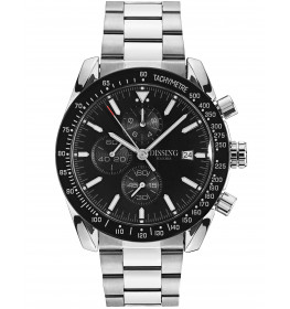 Dissing Chrono Black/Steel-019