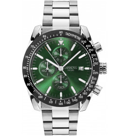 Dissing Chrono Green/Steel-023