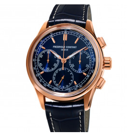 Frederique Constant Flyback Chronograph Manufacture FC-760N4H4-015