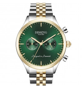 Dissing Jubilee Two Tone Gold/Green-08