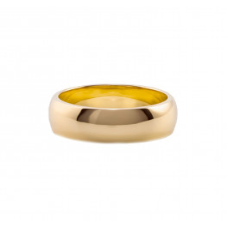 Frederik IX Studios Class Ring forgyldt-02