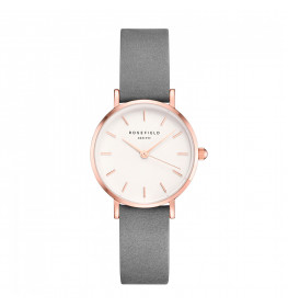 Rosefield The Small Edit Elephant Grey Rose Gold-024
