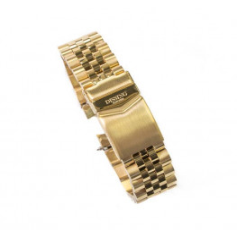 Dissing jubilee lænke guld 22 mm.-00