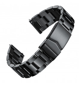 Dissing Black Oyster Strap 22MM DS066-02