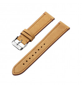 Dissing Leather Strap Light Brown 22 mm-04