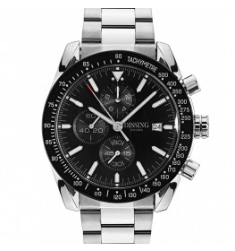 Dissing Chrono Black/Steel-022