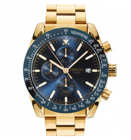 Dissing Chrono Blue/Gold-028