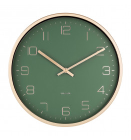 Karlsson WALL CLOCK GOLD ELEGANCE KA5720GR-084