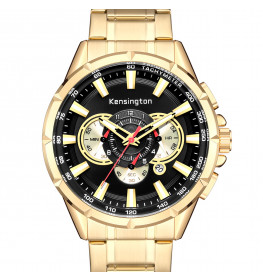 Kensington London Master Gold/Black-05
