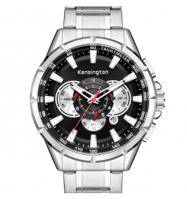 KENSINGTON LONDON MASTER SILVER/BLACK-03