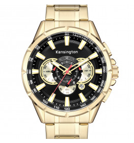 Kensington London Master Gold/Black-08