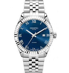 Dissing Date Silver/Blue Limited Edition ** Pre-Order til d. 10 august **-054