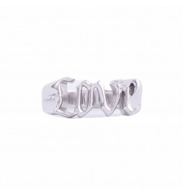Frederik IX Studio Love Ring Silver-02