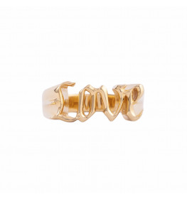 Frederik IX Studio Love Ring Gold-04