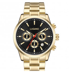 Lugano Master Gold/Black-048