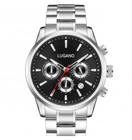 Lugano Master Steel/Black-033